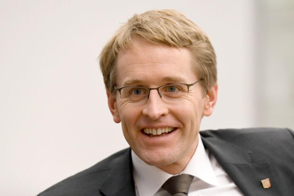 Daniel Günther ist Ministerpräsident in Schleswig-Holstein.