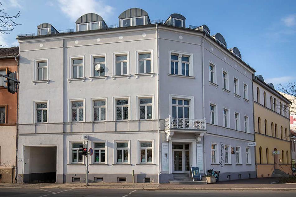 Die Barbor Präzisionskosmetik in Zwickau. Das Unternehmen hat sich um den Deutschen Kosmetikpreis 2018 beworben und gute Aussichten, den ersten Platz zu belegen.