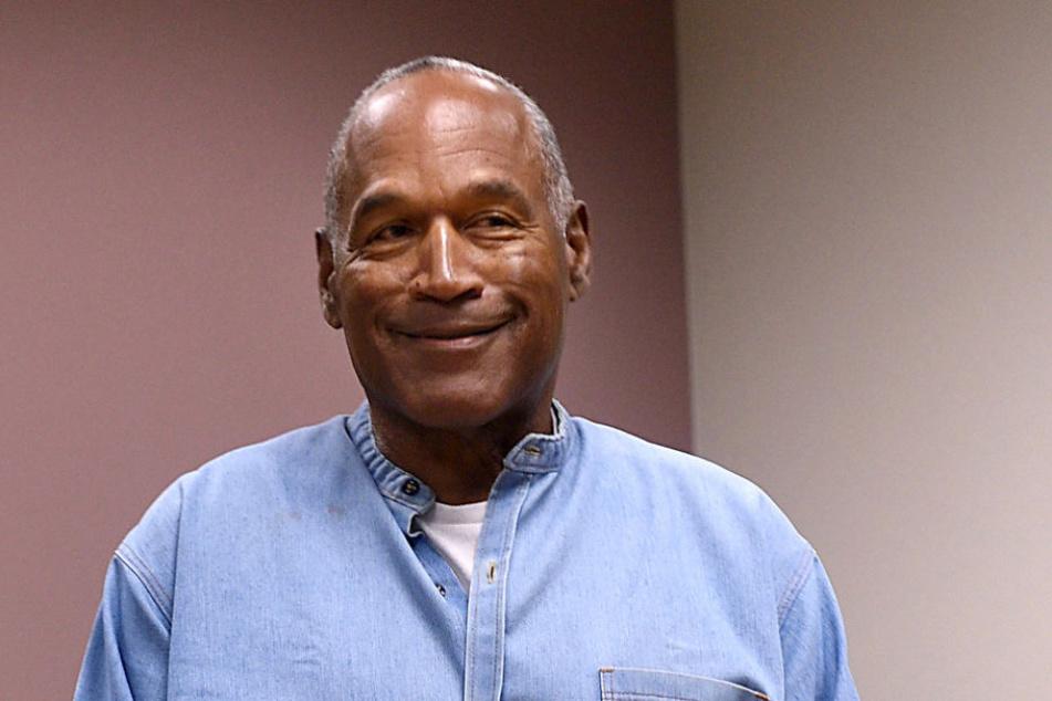 O.J. Simson hat gut lachen. Von 33 Jahren hat er nur neun abgesessen.