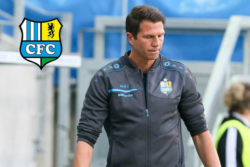 CFC-Coach Glöckner kann Last-Minute-Sieg nicht genießen