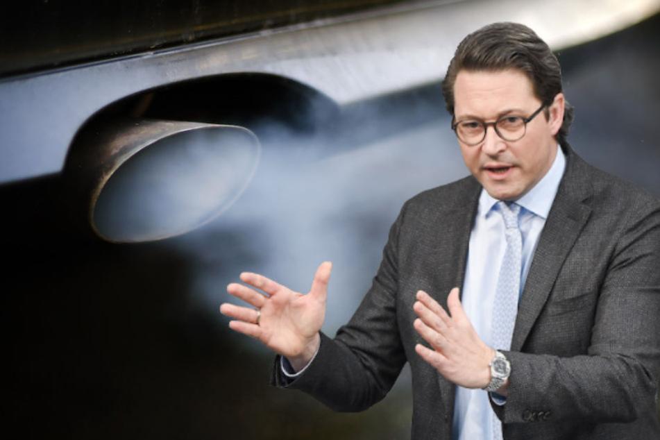 Abgas-Affäre: Verkehrsminister Scheuer macht Druck bei Diesel-Umrüstung