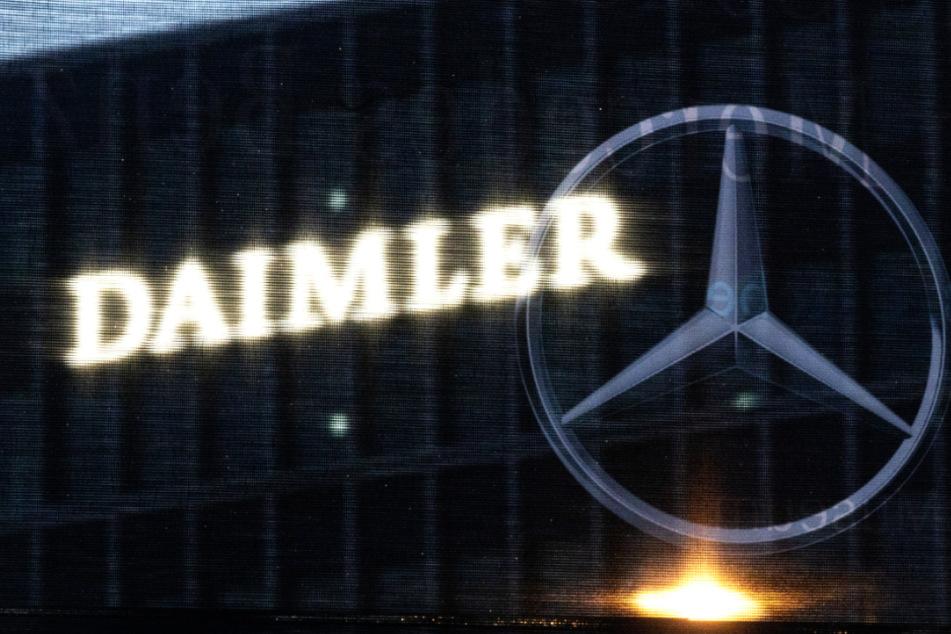 Starke China-Geschäfte treiben Autoabsatz von Daimler an