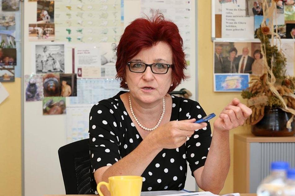 Amtsärztin Carina Pilling (54) hofft auf regen Zulauf bei der großen  Impfaktion.