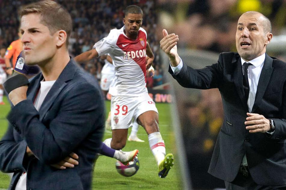 Nach nur elf Monaten: AS Monaco trennt sich erneut von Coach Jardim!