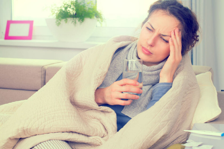 Wer schon krank ist, sollte sich ein wenig Ruhe gönnen. (Symbolbild)