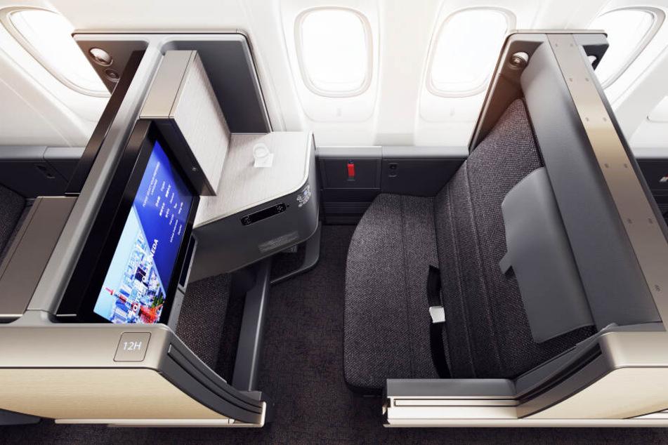 Bei der japanischen Airline ANA kommen Business-Class Reisende bald in den Genuss von kleinen Suiten.