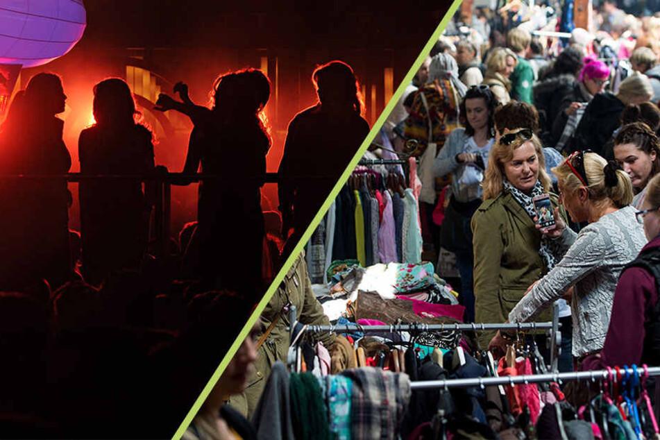 Ab ins Wochenende: Hier gibt's die besten Tipps für euren Samstag in Leipzig