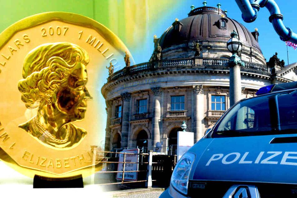 Spektakulärer Goldmünzen-Raub: Jetzt beginnt der Prozess!