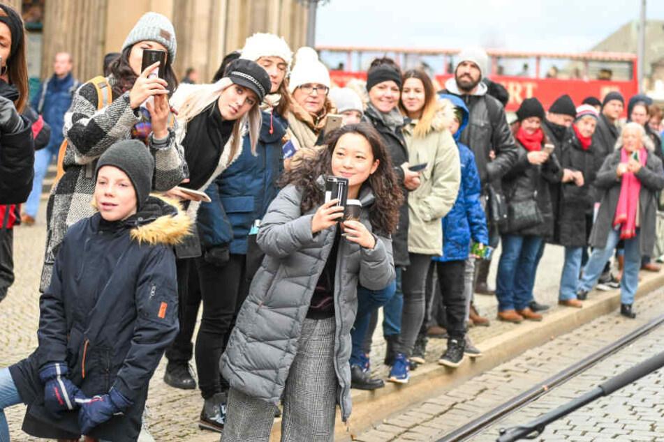 Das 26. Stollenfest zog Schaulustige aus aller Welt an.
