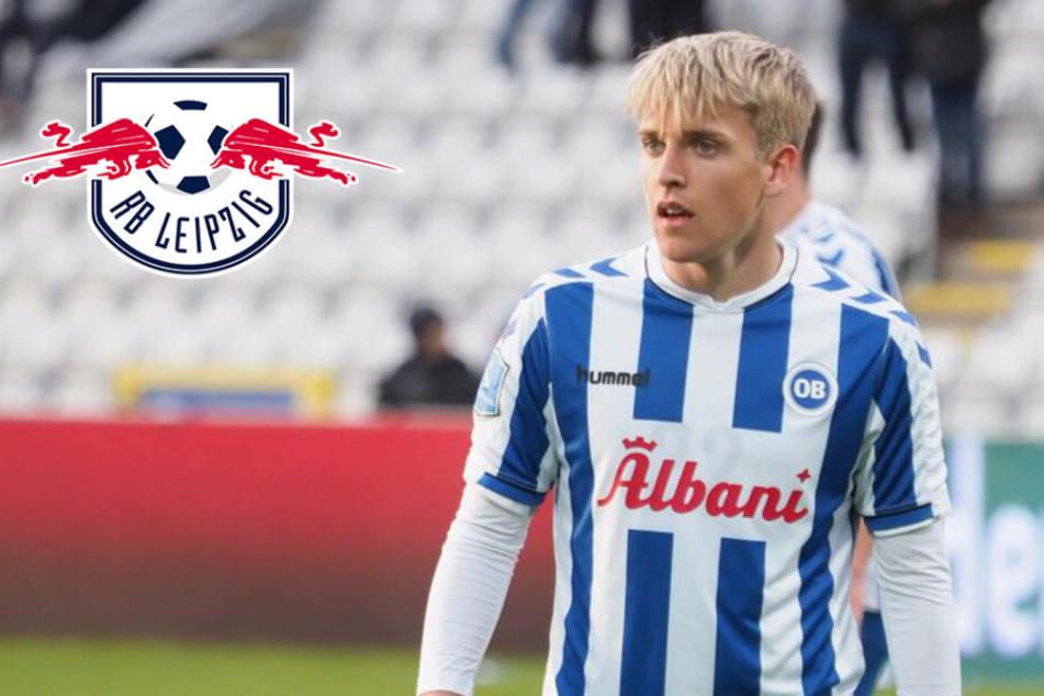 RB Leipzig angelt sich dänisches Toptalent