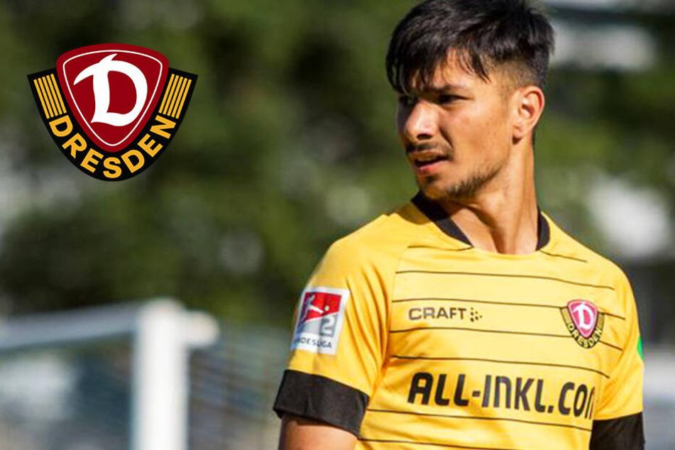 An die Küste: Dynamo verabschiedet Osman Atilgan in die 3. Liga