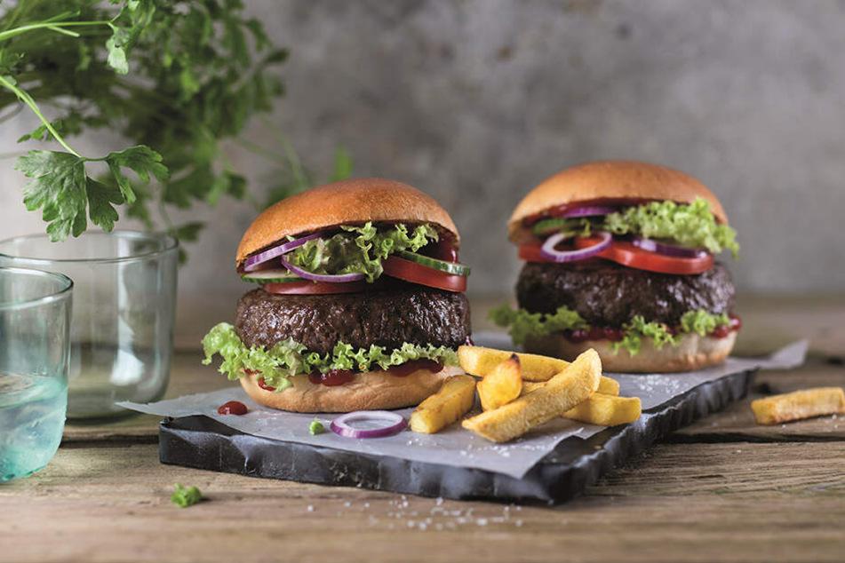 In Deutschland entwickelt sich der Markt: Laut Vegetarierbund ernähren sich 1,3 Millionen Menschen rein pflanzlich.