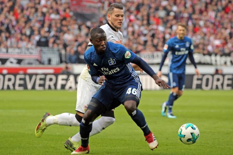 HSV schlägt Schalke: Spektakel in Hamburg
