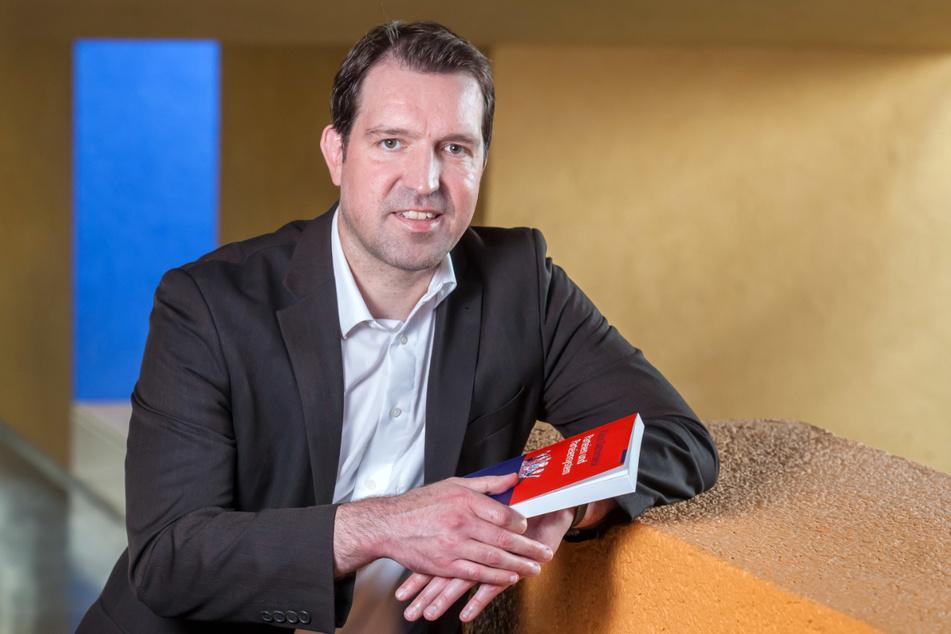 Politik-Professor Eric Linhart (45) sieht die AfD am Ende ihres Potentials – in Sachsen wie auch bundesweit.