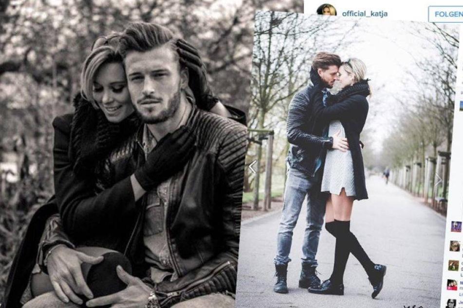 Der Fotobeweis: Katja und Quirin sind ein Paar