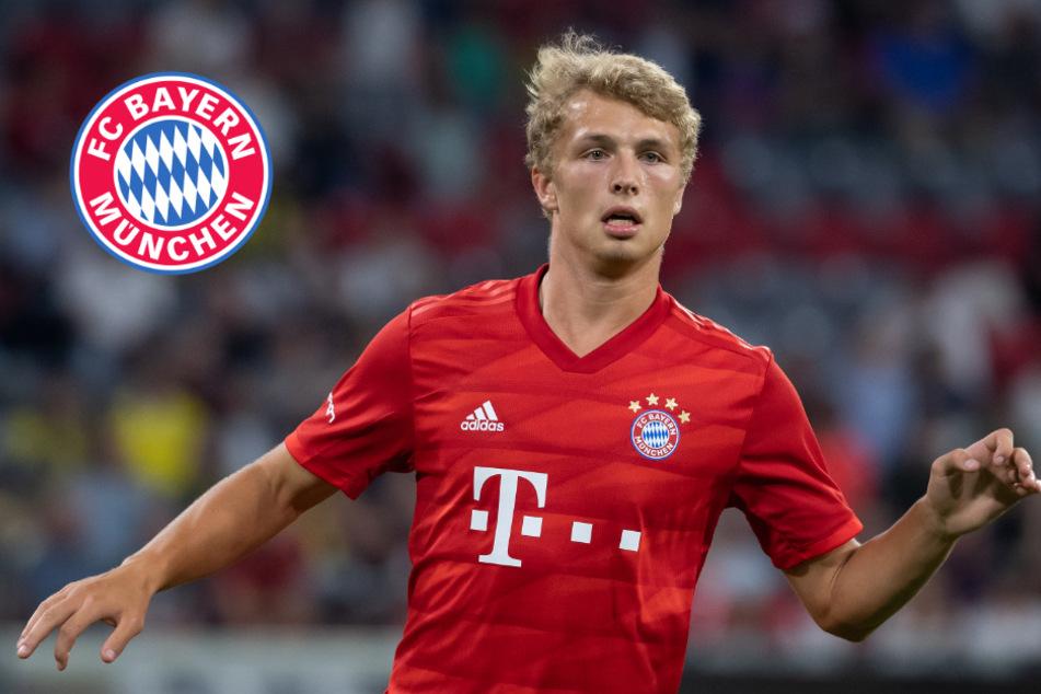 Stürmer-Talent Arp: Deshalb wechselte der Youngster freiwillig zu Bayern II