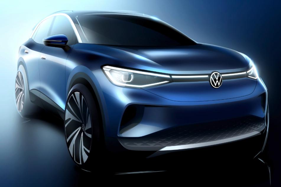 Nach Start des ID.3: VW nennt Fahrplan für zweites Elektroauto ID.4