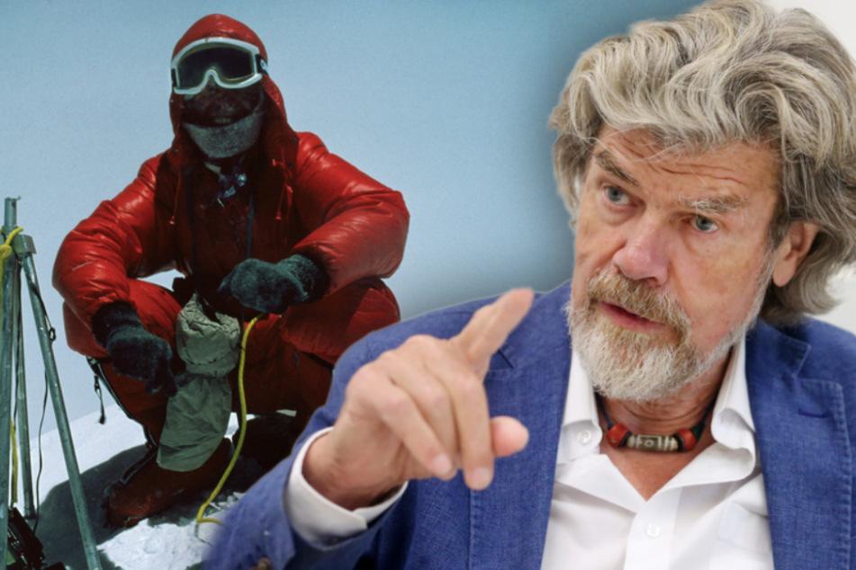 Reinhold Messner mit überraschendem Geständnis: Was kann der Extrembergsteiger nicht?
