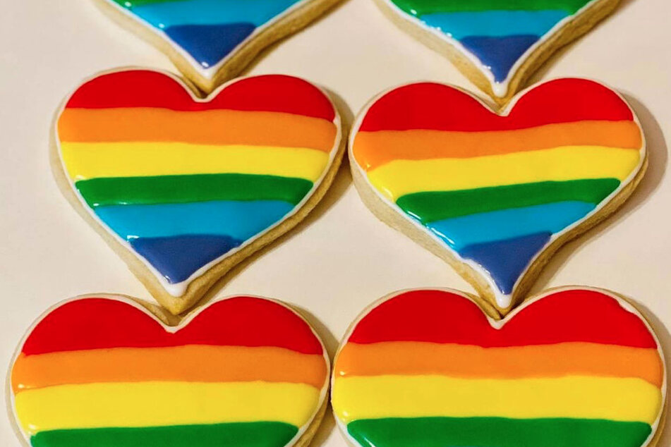 This Texas bakery was in for a sweet surprise after backlash over LGBTQ+ Pride cookies