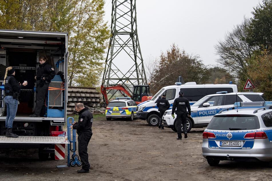 Im November durchsuchte die Polizei in dem Fall eine Kleingartenanlage.