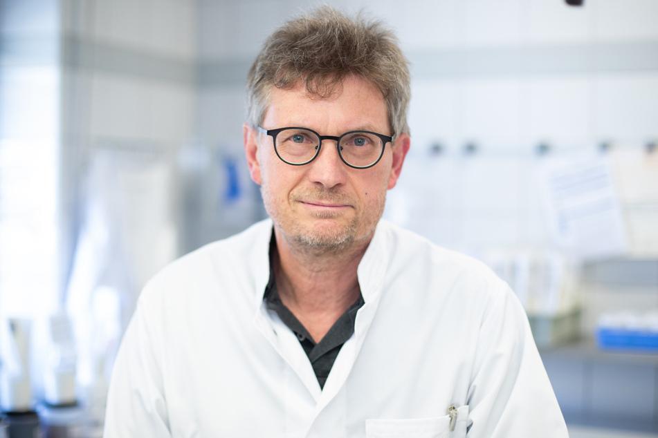 Pathologe Hans Bösmüller.