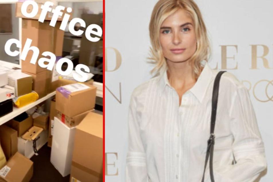 Xenia Adonts wünscht sich weniger Chaos im Büro.