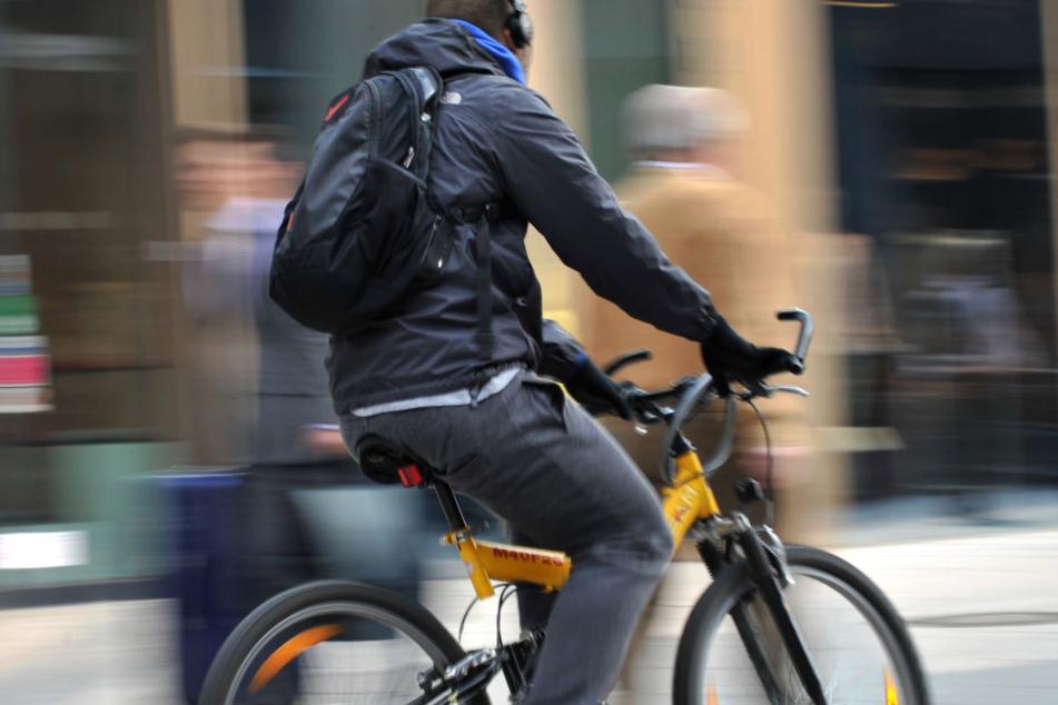Das auf eBay angebotene Fahrrad wollte ein Betrüger testen. Er verschwand jedoch spurlos. (Symbolbild)