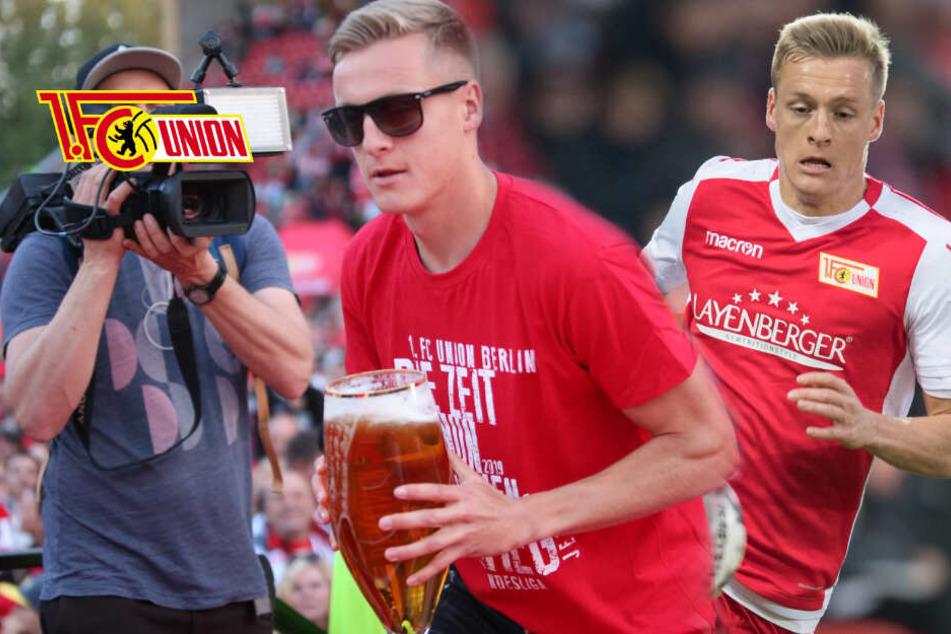 Vertrags-Verlängerung: Felix Kroos bleibt dem 1. FC Union Berlin treu!