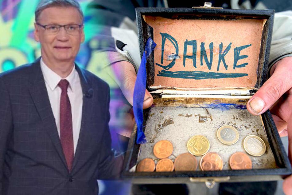"""Wird """"Wer wird Millionär?"""" mit Günther Jauch bald vom """"Armen Deutschland"""" überholt?"""