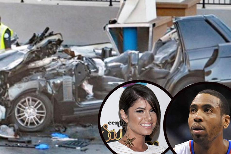 Basketball-Star und Sängerin sterben bei schrecklichem Unfall
