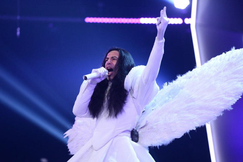 Bülent Ceylan, der Engel des Metal.