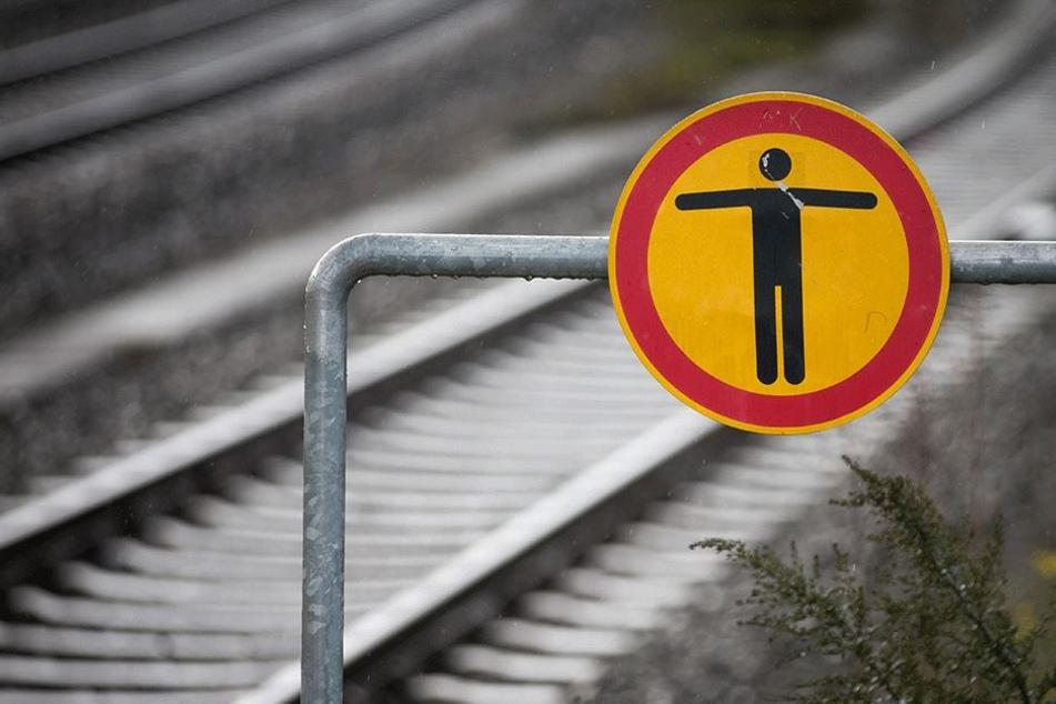 Was die Kinder auf den Gleisen vorhatten ist nicht bekannt (Symbolbild).