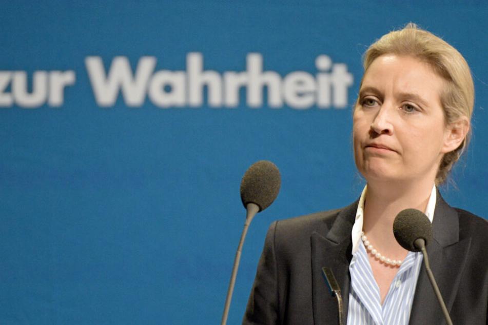 Alice Weidel ist AfD-Fraktionsvorsitzende im Bundestag.