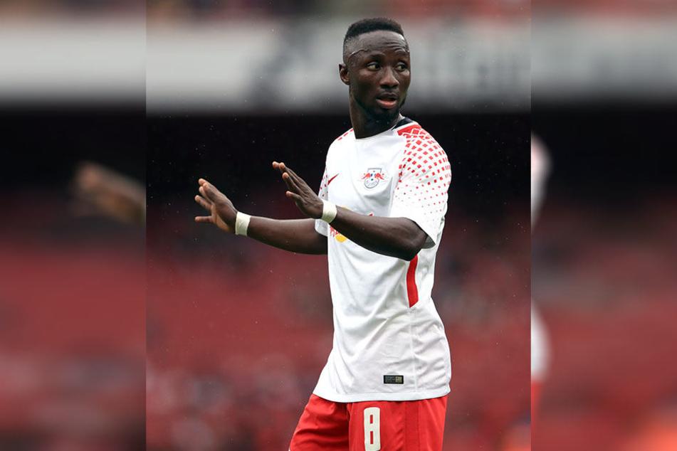 Ein Jahr muss er sich noch gedulden, dann kann Naby Keita dank einer Ausstiegsklausel RB Leipzig verlassen.