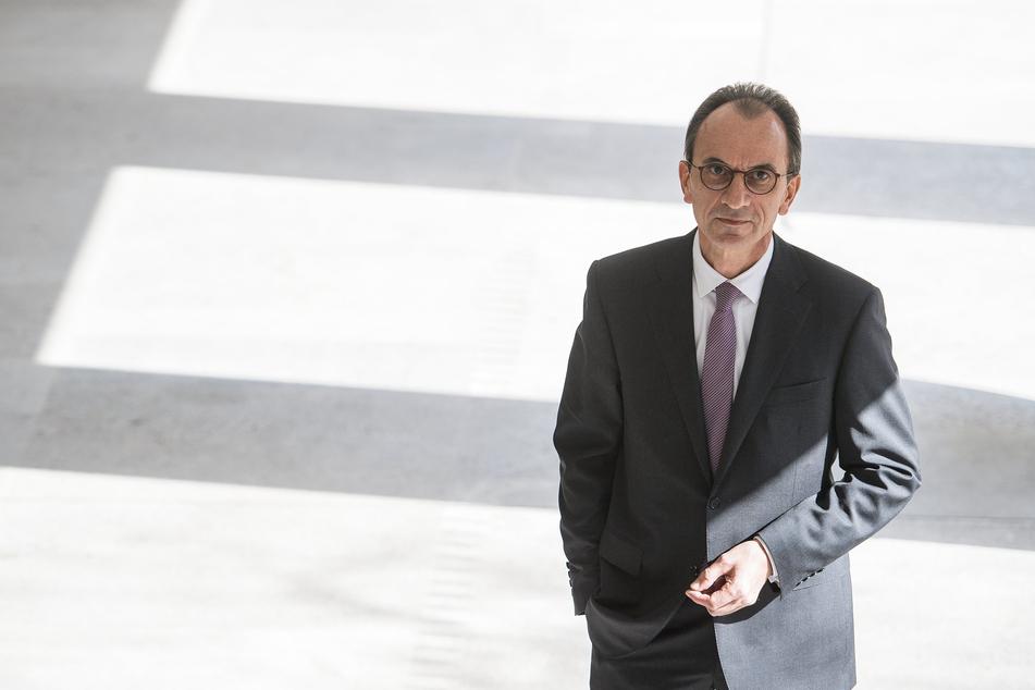 Michael Boddenberg (CDU), Finanzminister von Hessen.