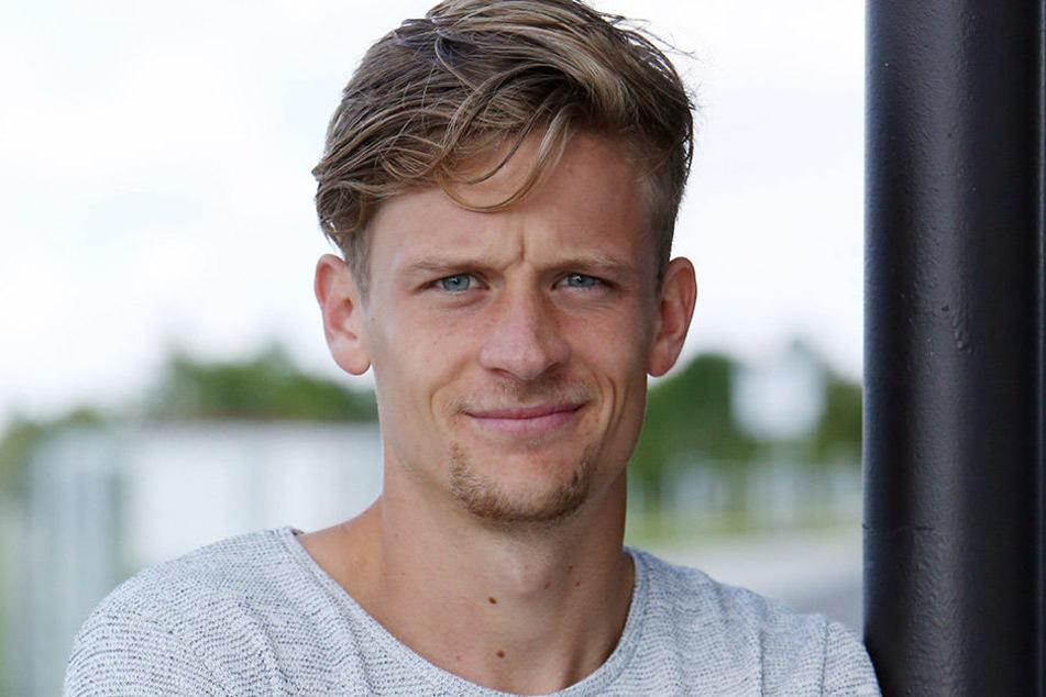 Bentley Baxter Bahn spielte in der Vorsaison für den FSV Frankfurt. Bis zum 30.Juni 2018 kickt er jetzt in Zwickau - mindestens.