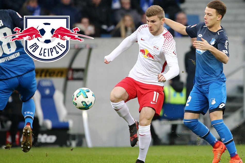 "RB Leipzigs Kampf um die Champions League: ""Ärmel hochkrempeln!"""