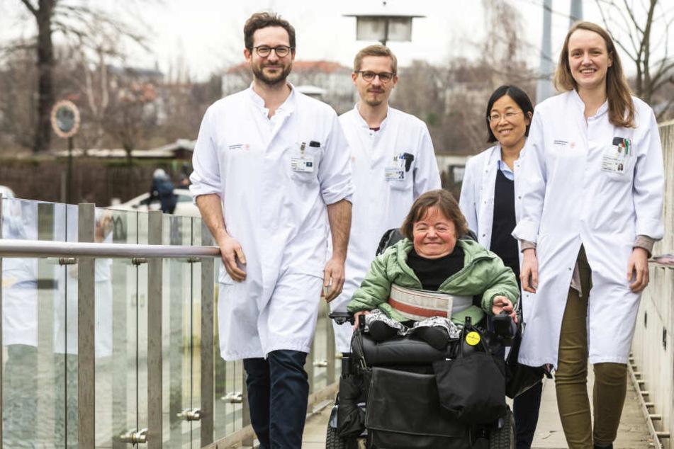 Diese Abteilung der Uniklinik ist oft die letzte Hoffnung für Patienten in Dresden