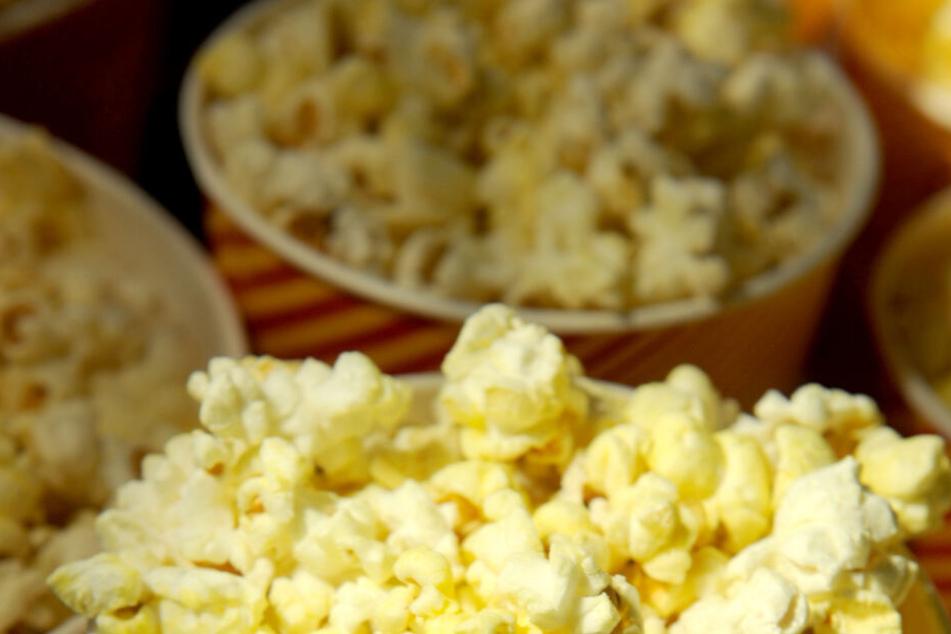 Ob sich Adam Martin sehr bald wieder einen Eimer Popcorn gönnt?