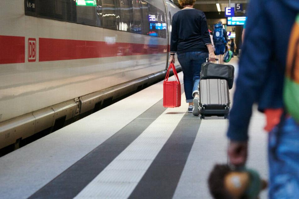 Sperrung am Berliner Hauptbahnhof: Notarzteinsatz!