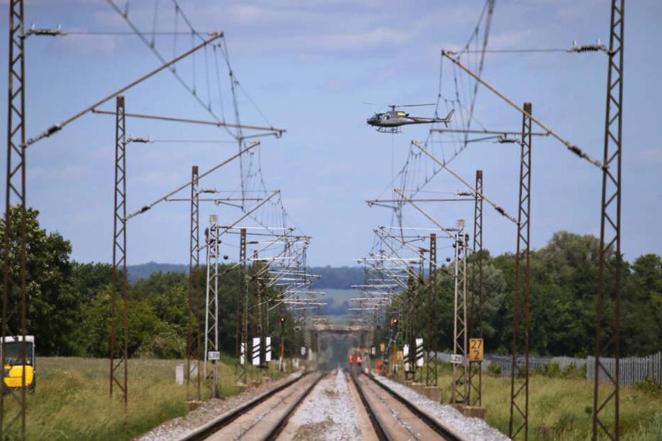 Bahn baut erstes digitales Stellwerk auf Hauptverkehrsstrecke