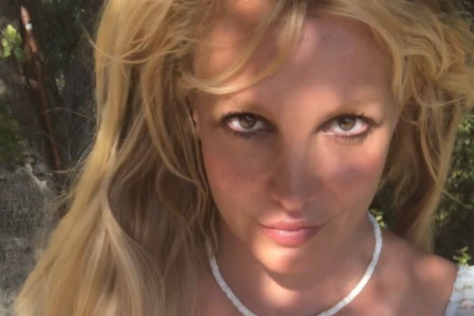 Fans der Sängerin wollen in ihren Augen einen Hilferuf erkennen.