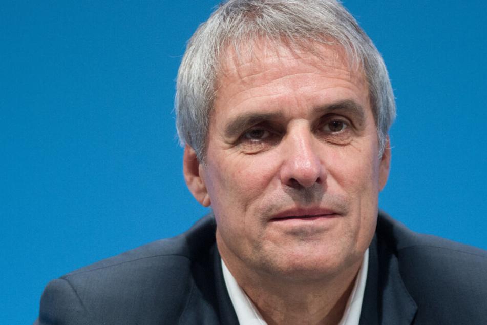 Sitzt im VfB-Aufsichtsrat: Daimler Vorstandsmitglied Wilfried Porth.