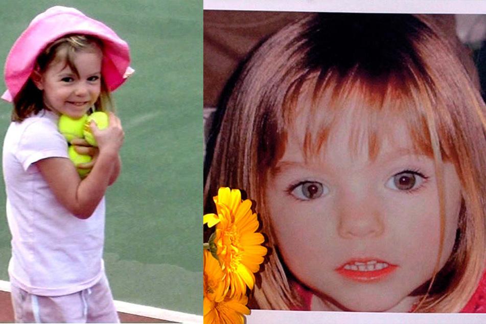 Madeleine McCann (Maddie) ist seit über elf Jahren verschwunden.