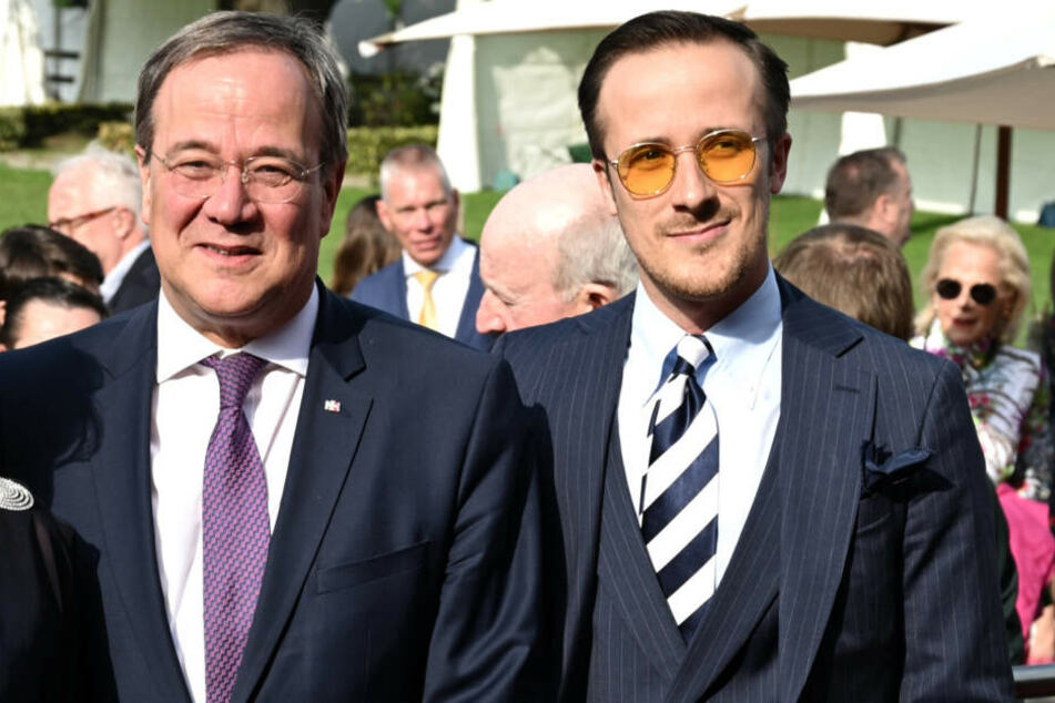 Politikersohn sieht aus wie Hollywood-Schönling: Johannes Laschet hat berühmten Doppelgänger