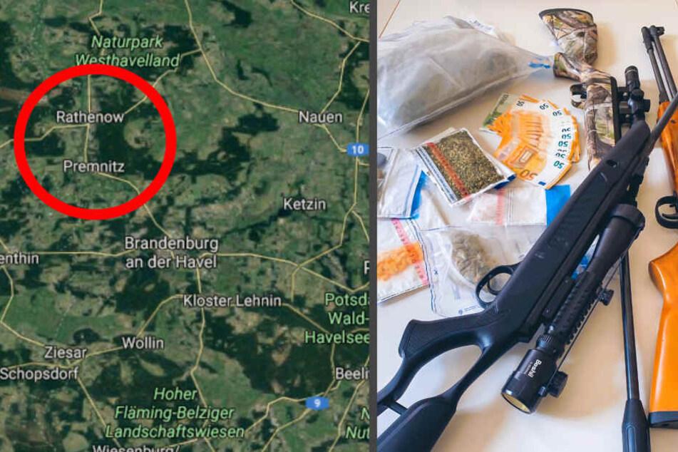 Berlin: Festnahme nach Mafia-Mord: Auch Gewehre, Drogen und Geld beschlagnahmt