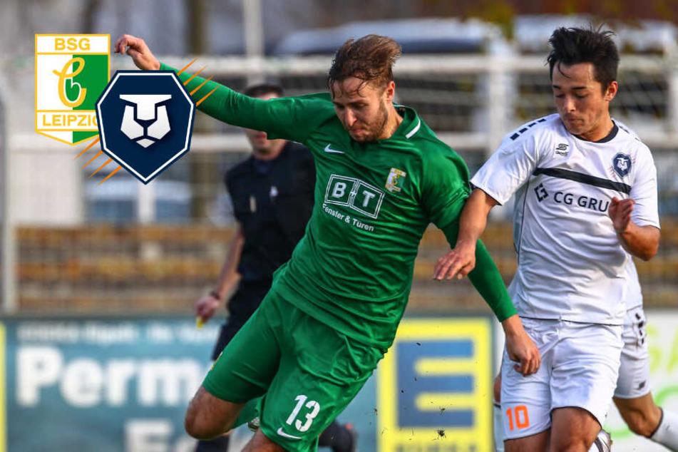 Nach Liga-Absagen: Chemie gewinnt Stadtderby gegen Inter