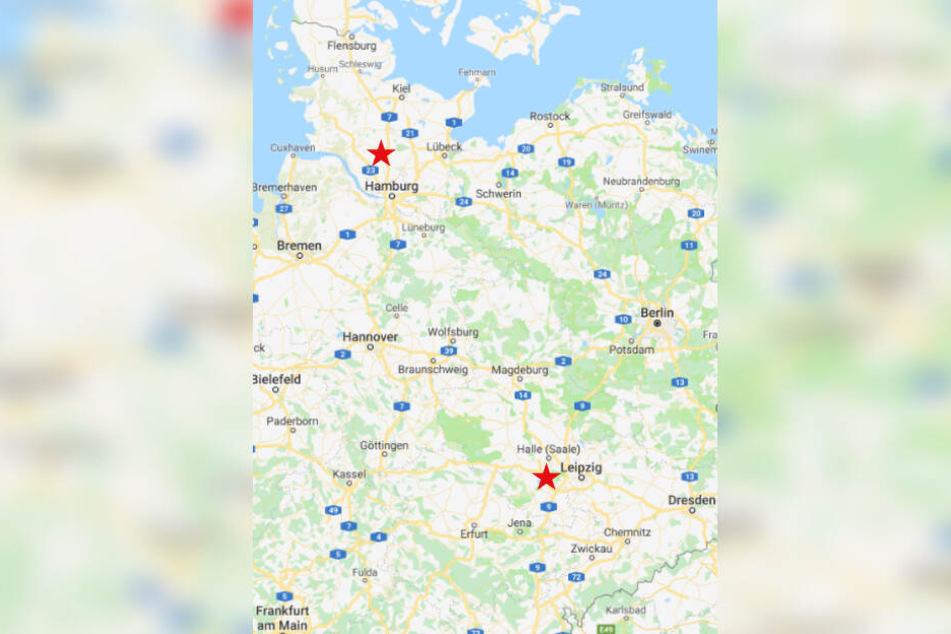 Die beiden Firmen, die zukünftig Cannabis zu medizinischen zwecken anbauen dürfen, sitzen in Schleswig-Holstein und Sachsen-Ahalt.