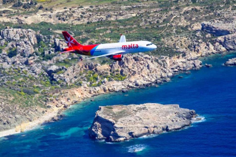 Gewinne jetzt einen von 3x2 Freiflügen von Leipzig nach Malta und wieder zurück.