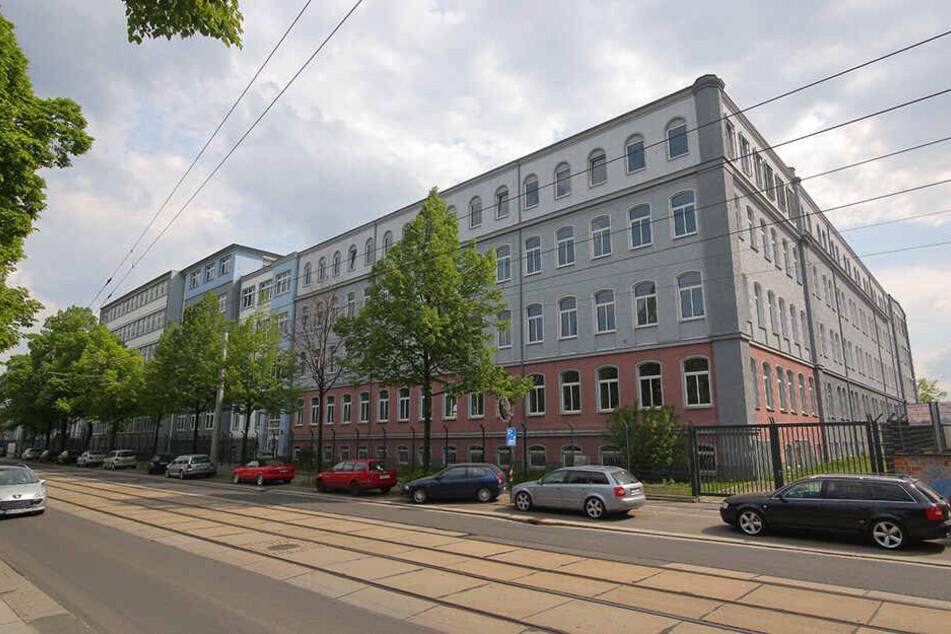 Erstaufnahme in Dresden: Derzeit sind 40 Prozent der Plätze belegt, so die Landesdirektion.